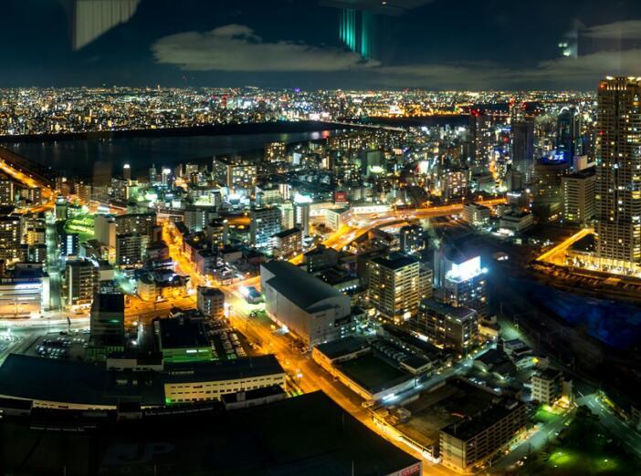 重庆夜景拍摄