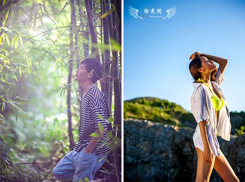 重庆人物摄影培训