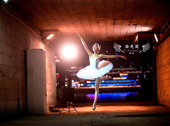 芭蕾舞蹈演员摄影