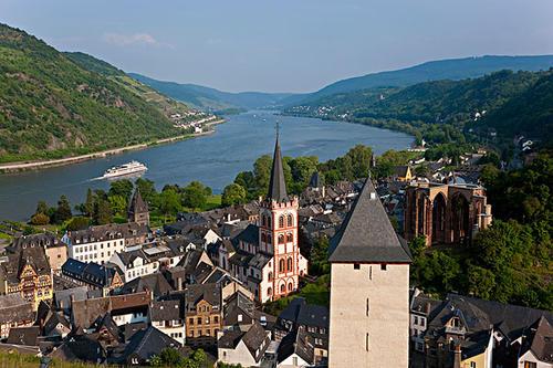 湖北德国莱茵河