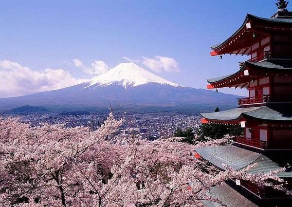 湖北日本富士山