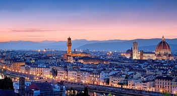意大利佛罗伦萨拍摄