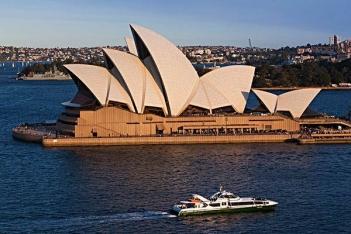 悉尼歌剧院拍摄